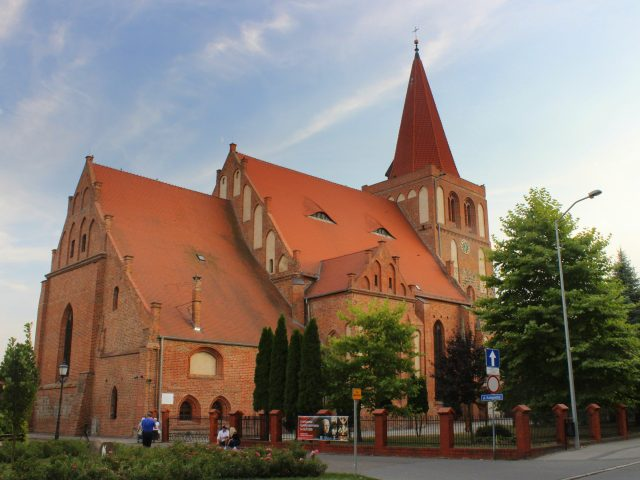 Stiftskirche St. Johannes der Täufer, Myślibórz (Soldin)