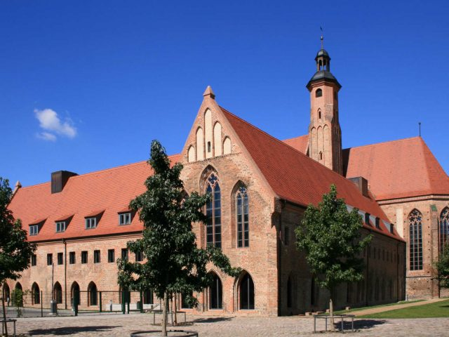 Dominican monastery of St. Paul's, Brandenburg/Havel