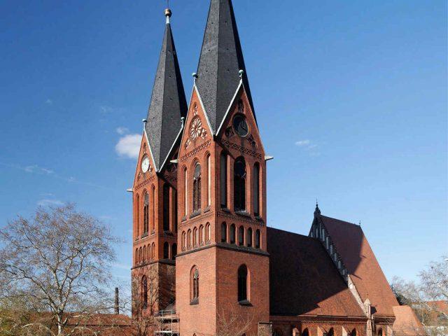 Kościół Pokoju, Frankfurt (Oder)