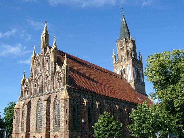 St. Mary's Church, Neubrandenburg