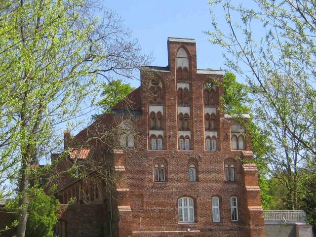 Budynek probostwa, Neukloster