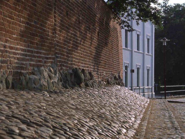 Historic ramparts, Parchim