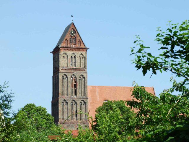 Kościół pw. Najświętszej Marii Panny, Anklam