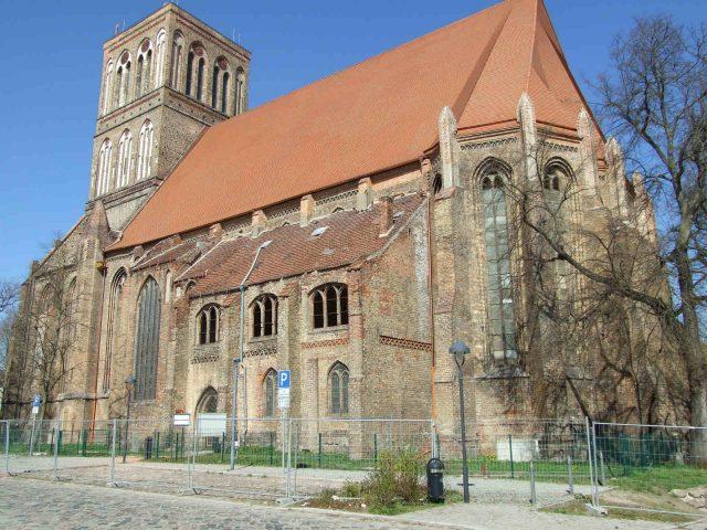 Kościół pw. św. Mikołaja, Anklam