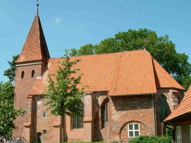 St. Nikolaihof, Bardowick