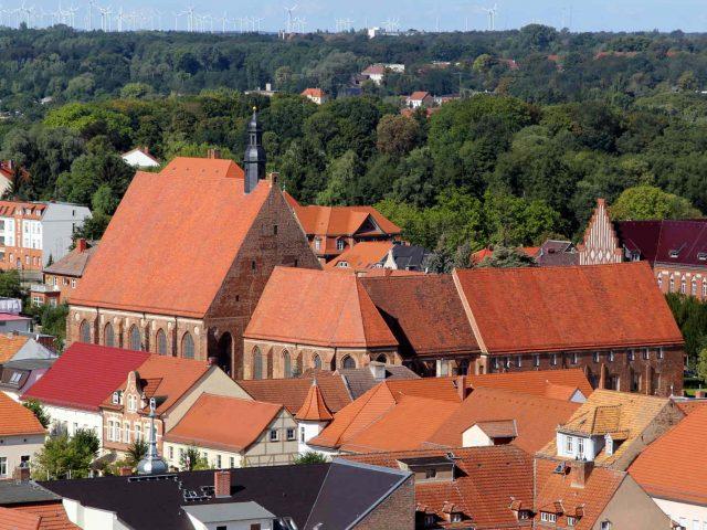 Franziskanerkloster, Jüterbog