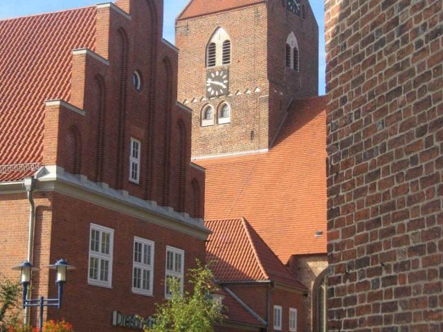 Kościół pw. św. Jerzego, Parchim