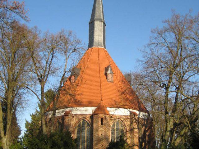 St. Gertrude's Chapel, Wolgast