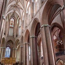 Unser Besuch der Kirche St. Nicolai in Lüneburg