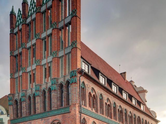 Altstädtisches Rathaus, Szczecin (Stettin)