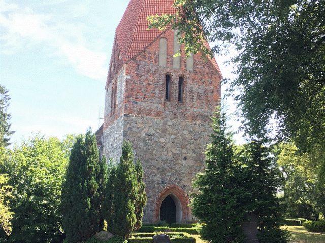 Kościół w Bernitt, Ziemia Bützower Land