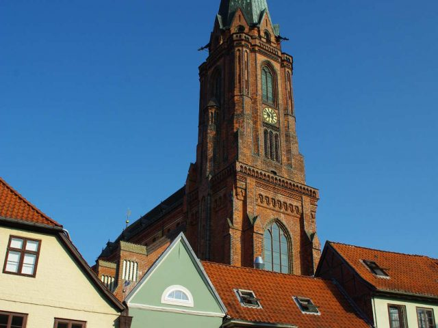 Kościół pw. św. Mikołaja, Lüneburg