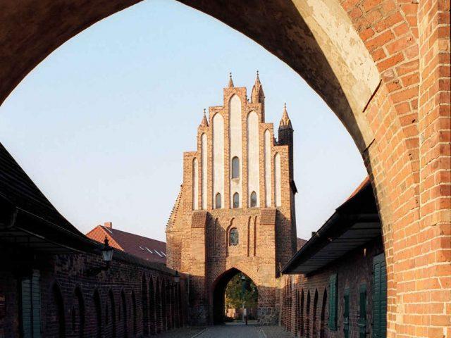 Friedland Gate, Neubrandenburg