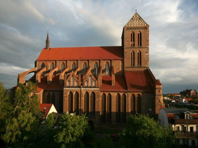 Kościół pw. św. Mikołaja, Wismar