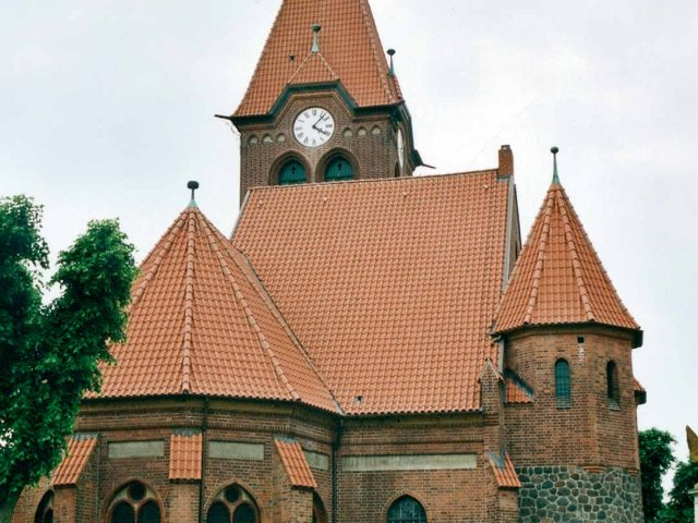 St. Johannis & St. Laurentius, Dahlenburg