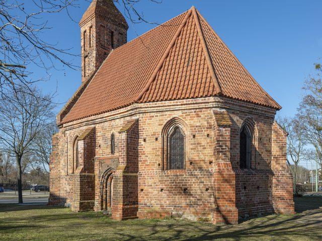 Hospital Chapel of St. George, Eberswalde