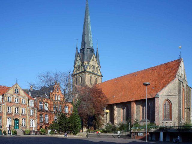 Kościół pw. św. Mikołaja, Flensburg