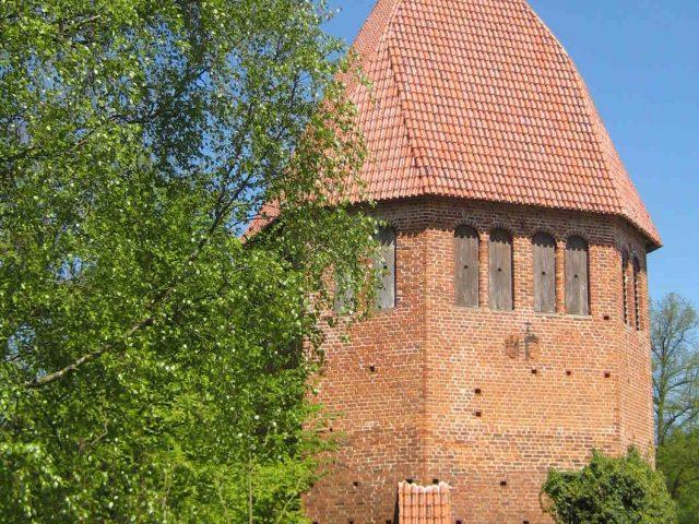 Bell tower, Neukloster
