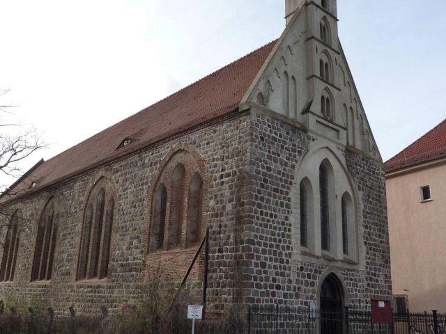 Kościół klasztorny Franciszkanów, Prenzlau