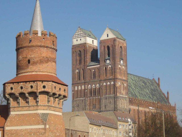 Kościół Mariacki, Prenzlau