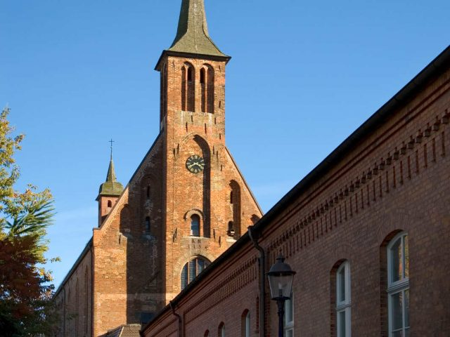 Clarissan convent, Ribnitz