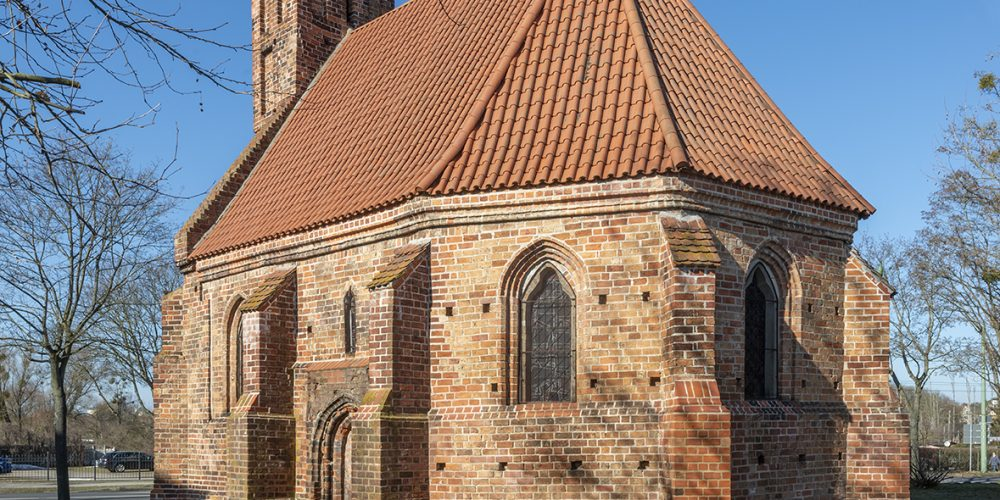 Die Hospitalkapelle St. Georg in Eberswalde