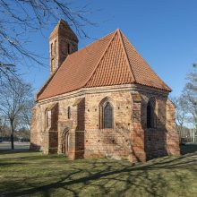 The Hospital Chapel of St. George in Eberswalde