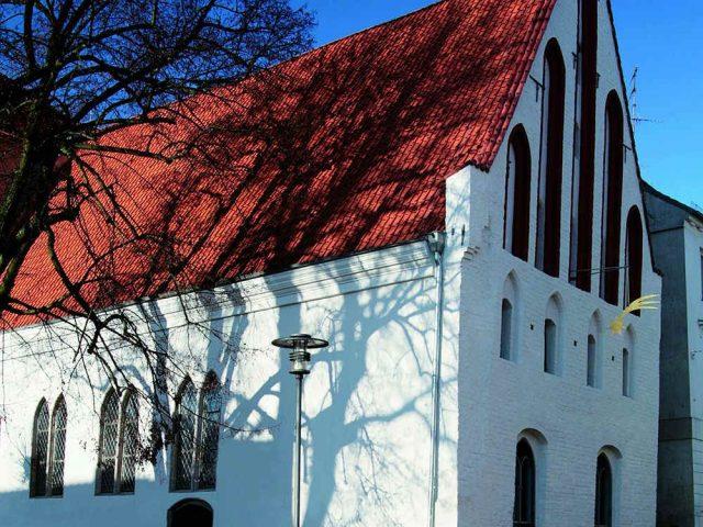Kościół pw. Ducha Świętego, Güstrow