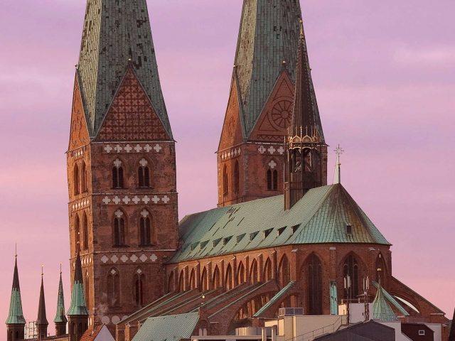 Kościół Mariacki, Lübeck