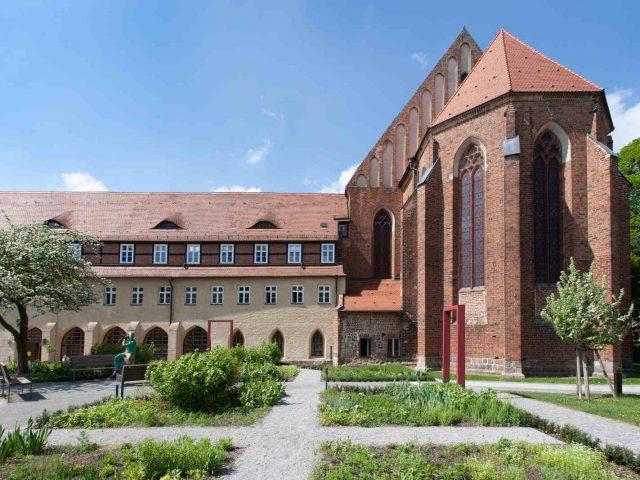 Dominican monastery, Prenzlau