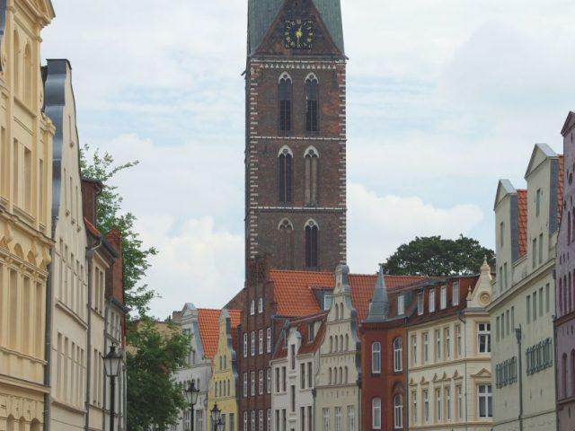 St. Mary's Church, Wismar
