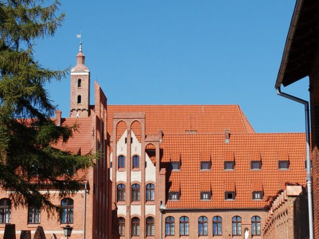 Frauenkloster – der ehemalige Zisterzienserinnen- und Benediktinerinnenklosterkomplex, Chełmno (Kulm)