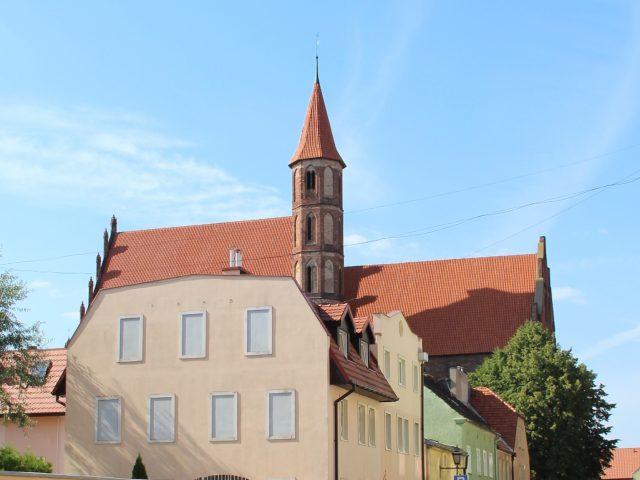 St.-Jakob-der Ältere-und-Nikolaus-Kirche, Chełmno (Kulm)