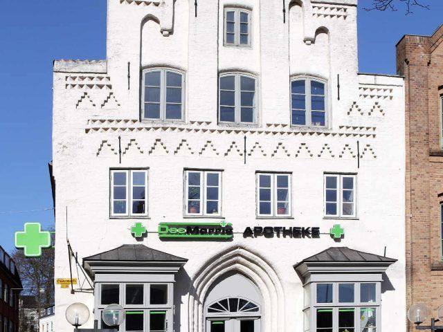 Kaufmannshaus, Flensburg