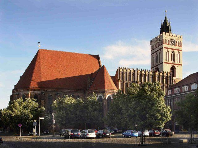 Kościół Mariacki, Frankfurt (Oder)