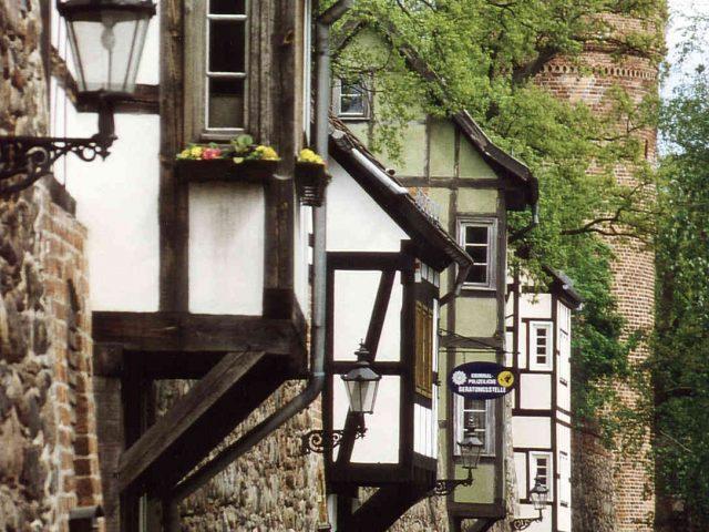 Wiekhäuser, Neubrandenburg