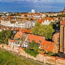 Rostock jest członkiem Europejskiego Szlaku Gotyku Ceglanego
