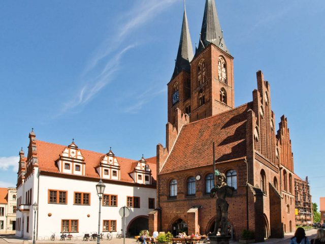 Town hall, Stendal