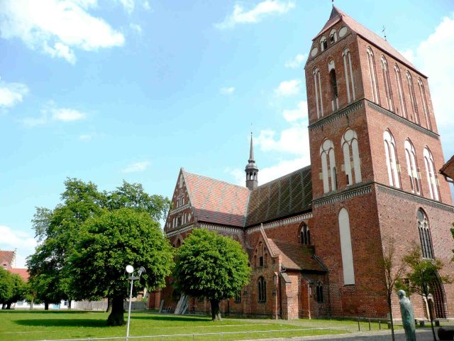Cathedral, Güstrow