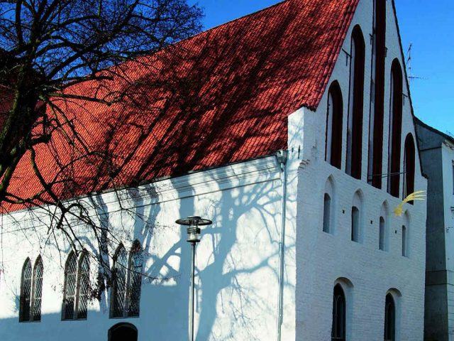 Church of the Holy Spirit, Güstrow