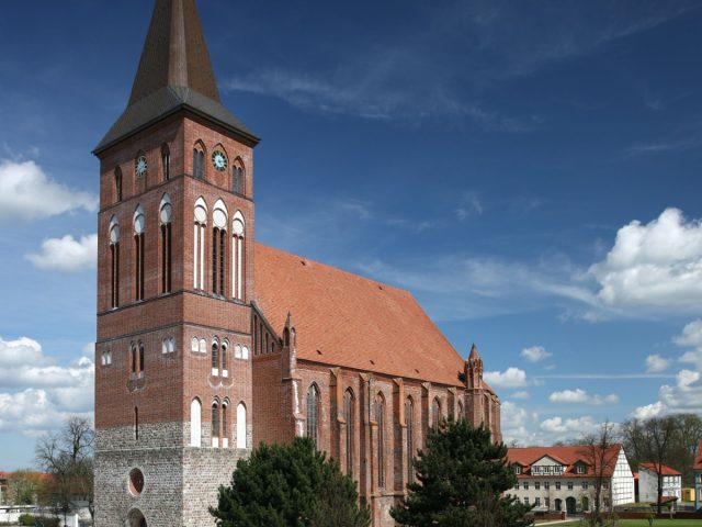 Kościół Mariacki, Pasewalk