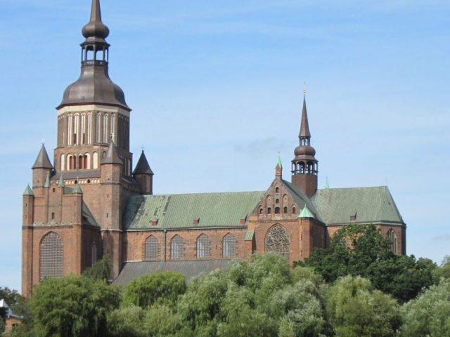 Kościół Mariacki, Stralsund