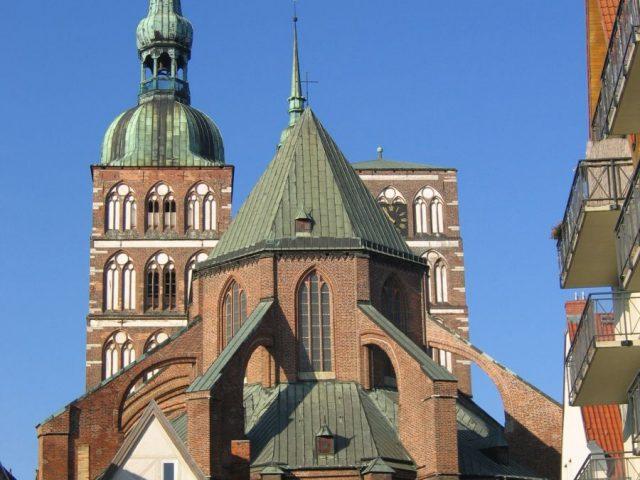 Kościół pw. św. Mikołaja, Stralsund