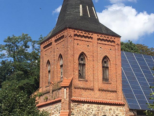 Dorfkirche Zernin, Bützower Land