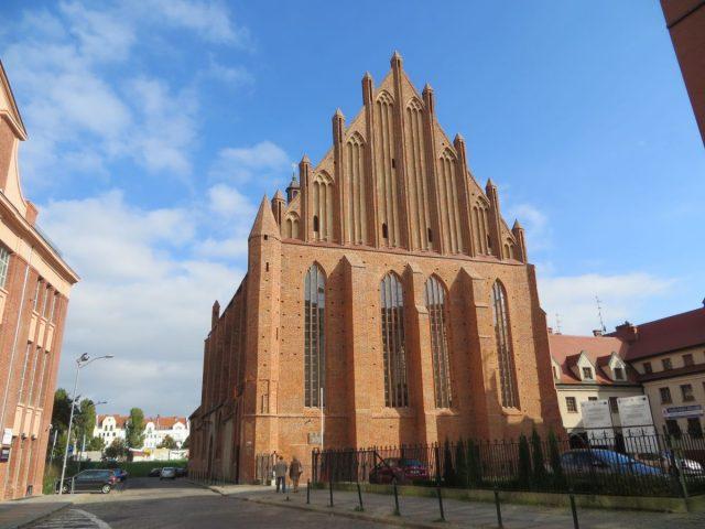 St.-Johannes-Evangelist-Kirche, Szczecin (Stettin)