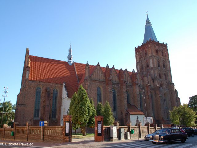 The Assumption of Mary parish church, Chełmno