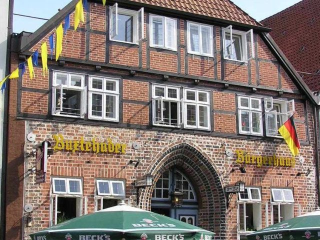 Bürgerhaus, Buxtehude