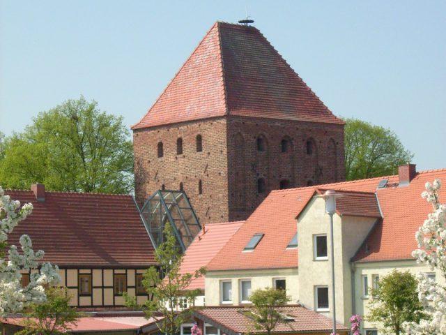 Prenzlauer Tor, Pasewalk