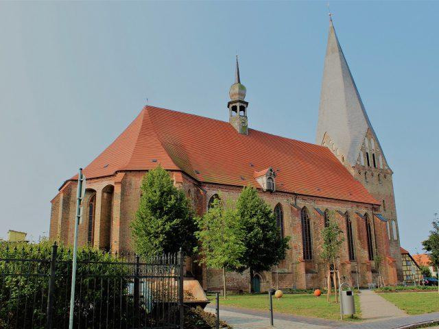 Stiftskirche Bützow, Bützower Land