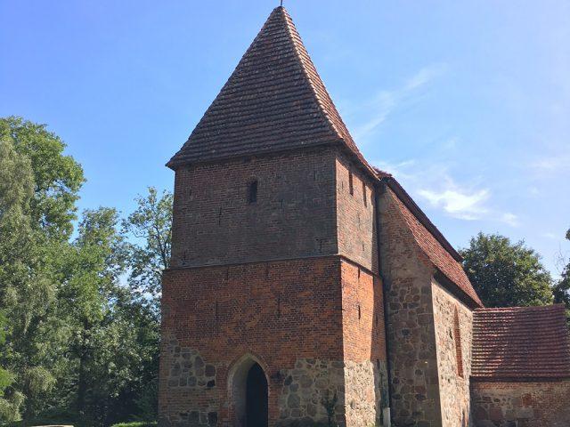 Dorfkirche Moisall, Bützower Land